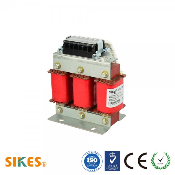 DV/DT filter, Rated Current 13A ,for 5.5KW Motor