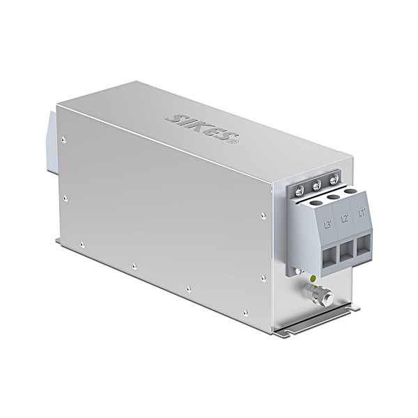 EMC/EMI Filter 3 phase Input, Rated current 200A [Vertical]