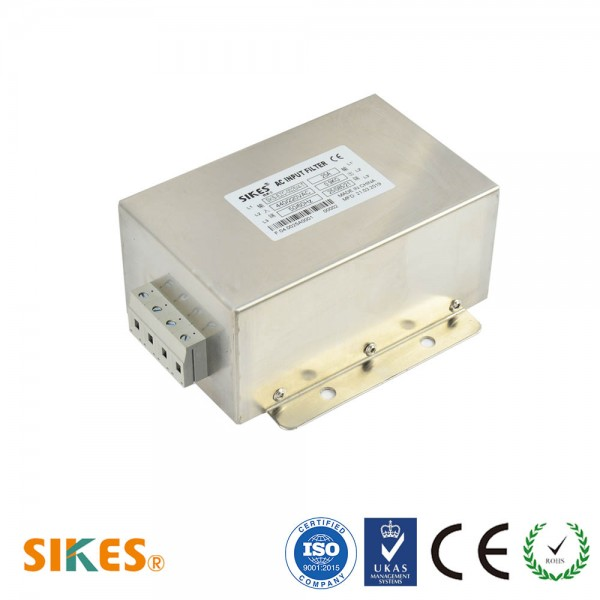 EMC/EMI Filter for Rail and transportation 25A
