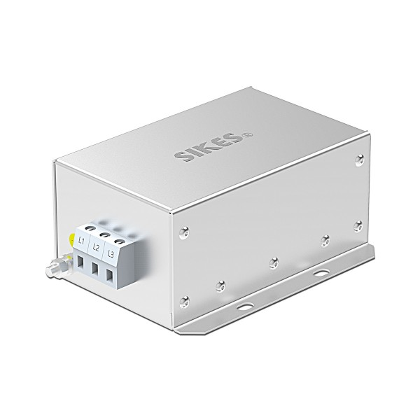 EMC/EMI Filter 3 phase output,Rated current 20A
