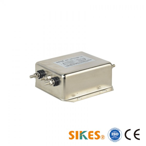 Single Phase EMC Filter 25A