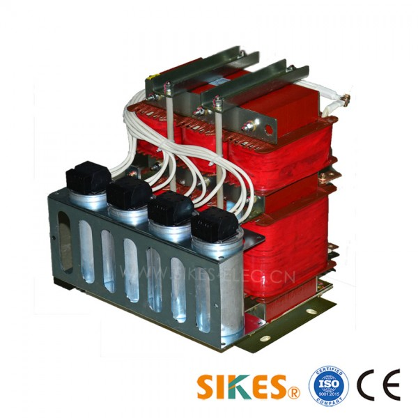 Passive Harmonic Filter , THDi<10%, Rated Current 129A, Open frame
