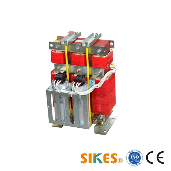 LCL Filter for grid type converters and Four - quadrant inverter 110KW