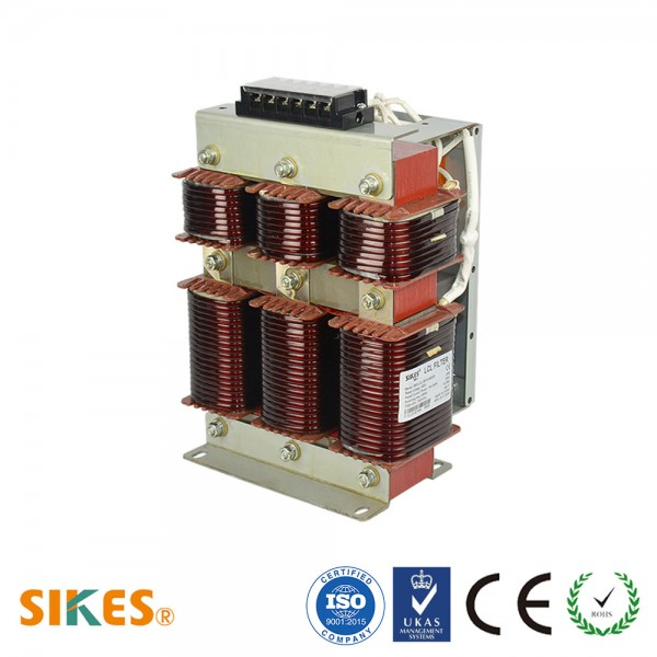 LCL Filter for grid type converters and Four - quadrant inverter  6KW