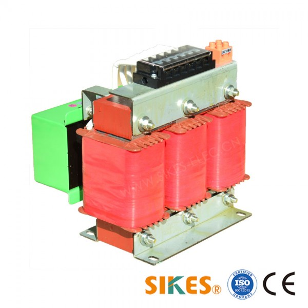 LCL Filter for grid type converters and Four - quadrant inverter  7.5KW