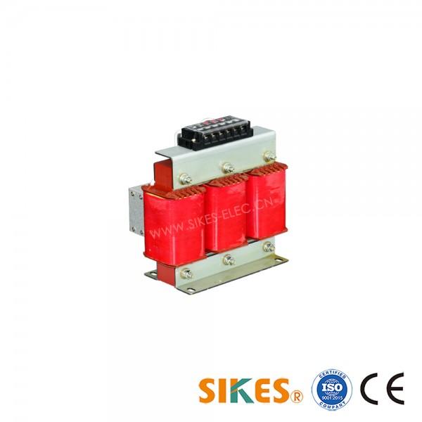 Sine wave filter,dv/dt filter, Rated Current 3A , open frame design