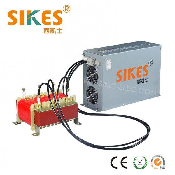 Sine wave filter, dv/dt filter 30kw Rated Current 60A, Separate